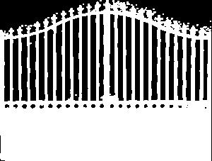 portail en métal