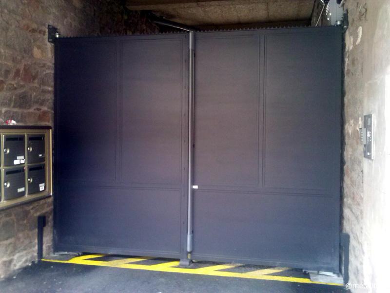 portail de sécurité